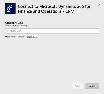 How to Connect Power BI to Business Central | Microsoft Docs